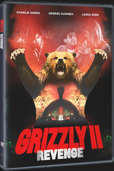 Grizzly II. Revenge DVD