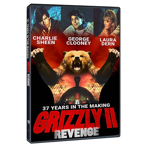 Grizzly II. Revenge DVD