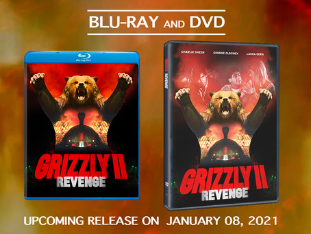 BLU-RAY AND DVD UPCOMING RELEASE