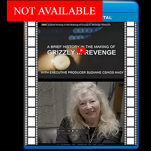 Documentary Interview Blu-ray CURRENTLY NOT AVAILABLE