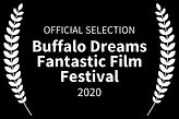 OFFICIAL SELECTION - Buffalo Dreams Fant