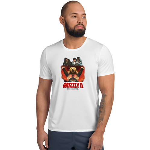 Grizzly II. Revenge Athletic T-shirt #2