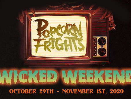 POPCORN FRIGHTS WICKED WEEKEND: Grizzly II. Revenge Florida Premiere