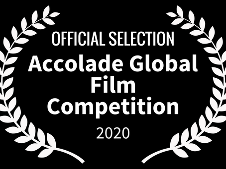 OFFICIAL SELECTION FOR THE AGFC 2020!