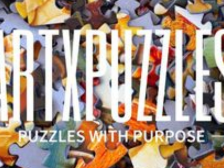 ART X PUZZLES: Puzzles with a Purpose