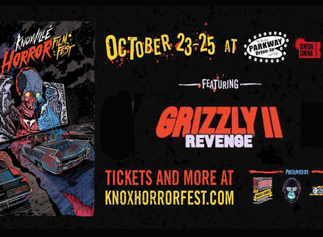 KNOXVILLE HORROR FILM FESTIVAL 2020 Brings Scares to the Drive-In