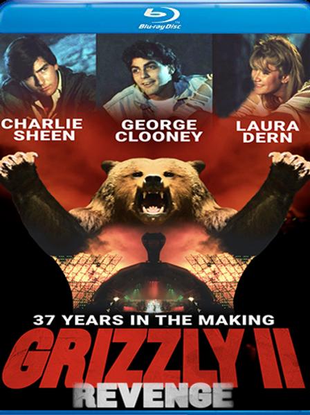 Grizzly II. Revenge Blu-ray