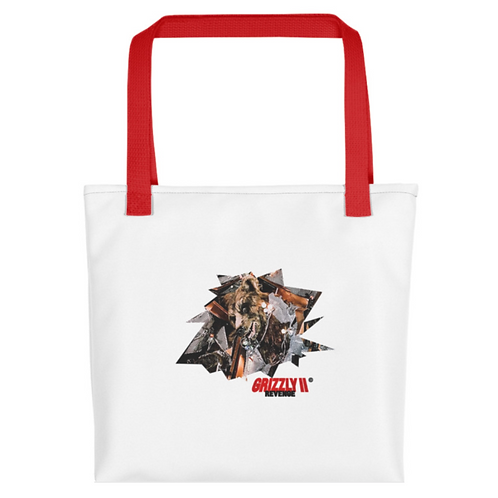 Grizzly II. Revenge Tote Bag #1