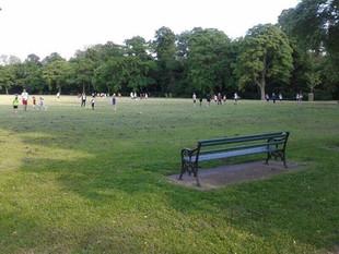 Games in Victoria Park
