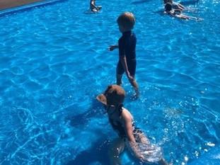 Paddling pool Victoria Park