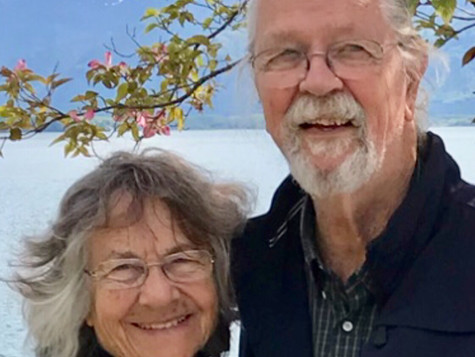 Visite de Monica et Walter - 4 et 5 Mai 2019