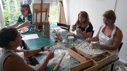 Keramiek, klei en beeldhouwen
