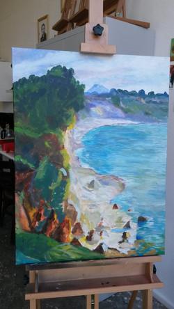 Zee aanzicht deel 2