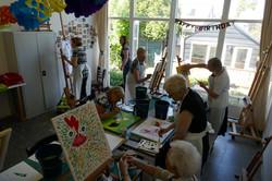 Verjaardags workshop