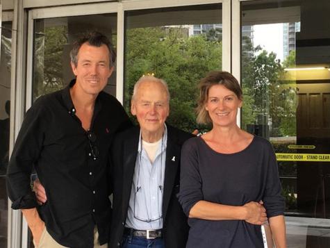 Visite de Pierre, Béatrice et Pascal - 12 et 13 Janvier 2019