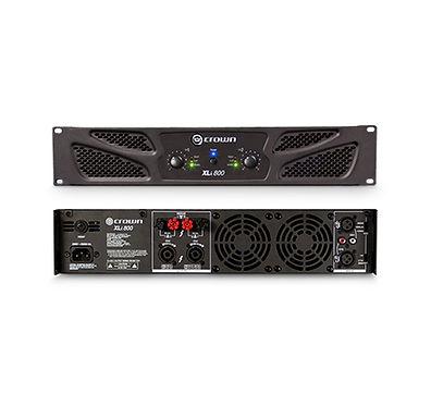 Crown XLi 1500 - Power Amplifier