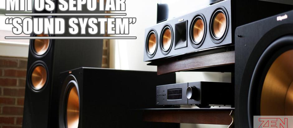 Mitos Seputar Sound System