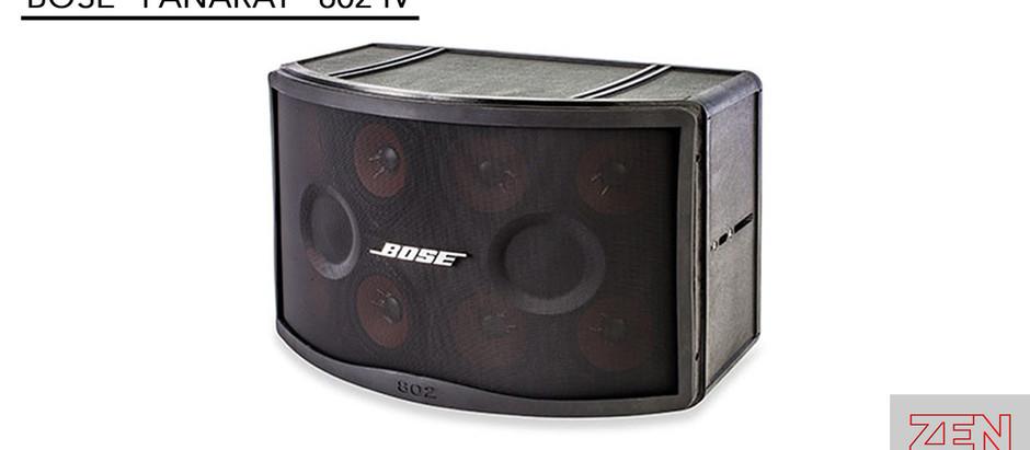 Bose Panaray 802 - Speaker Performance Kelas Atas