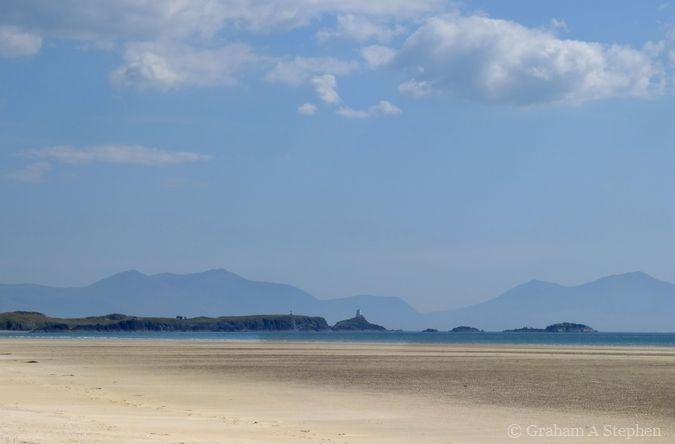 Malltraeth Sands - Ynys Llanddwyn and the Rivals