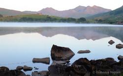 Snowdon - from Llynnau Mymbyr