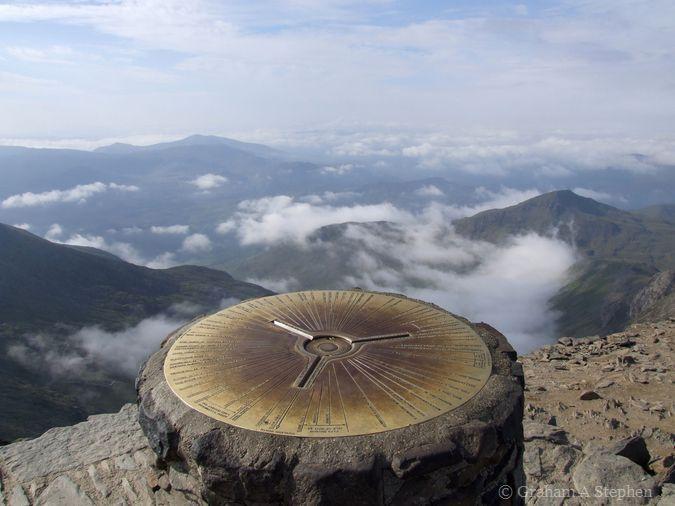 Snowdon Summit - Yr Aran