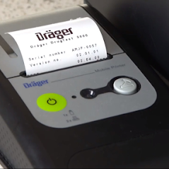 Our Drager Drug Test 5000 has been verified to the new AS/NZS 4760 Oral Fluid Drug Testing Standard