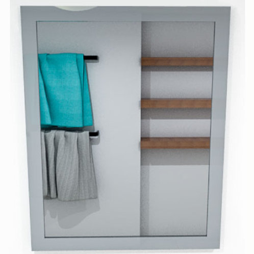 Collection Plain Mirrors