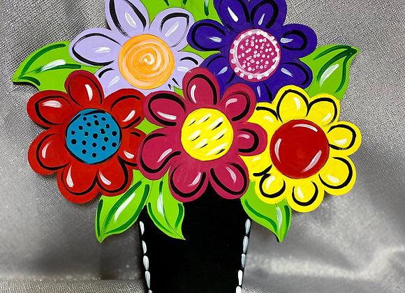 Flower pot kit