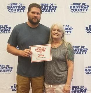 Texas Pride Award Winning