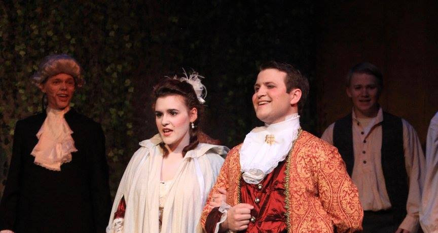 The Marriage of Figaro, Samford University 2018