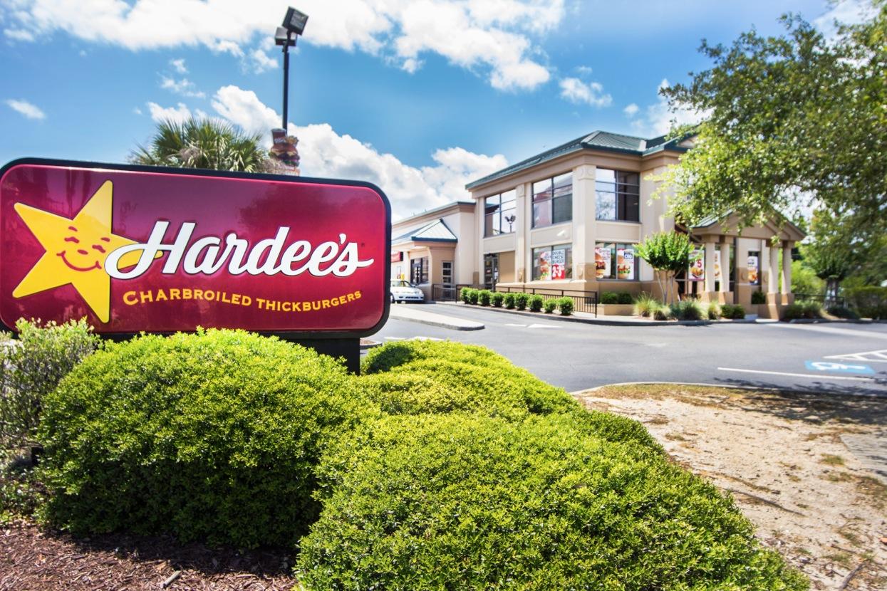 Hardees Charleston