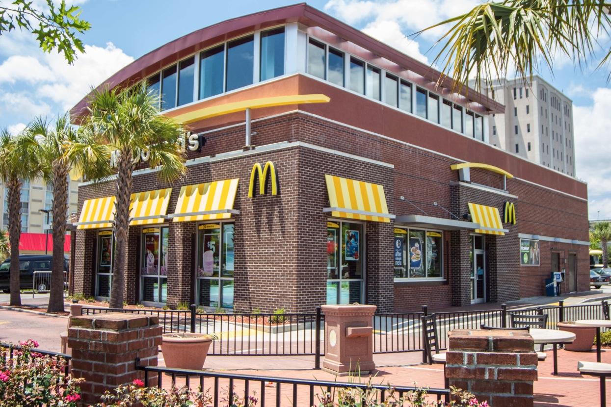 McDonald's Charleston