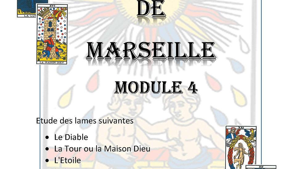 MODULE 4 - COURS DE TAROT