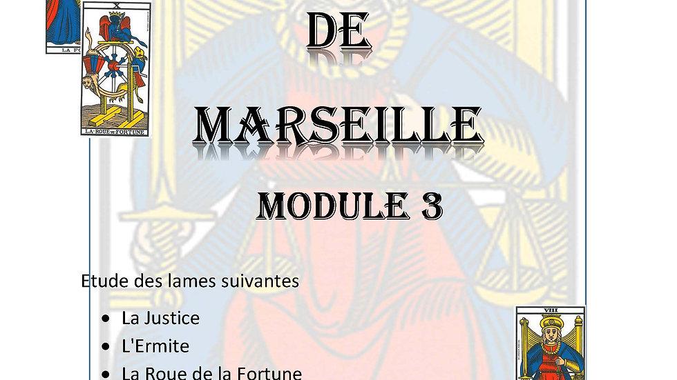 MODULE 3 - COURS DE TAROT