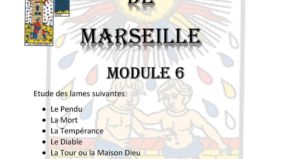 MODULE 6 - COURS DE TAROT