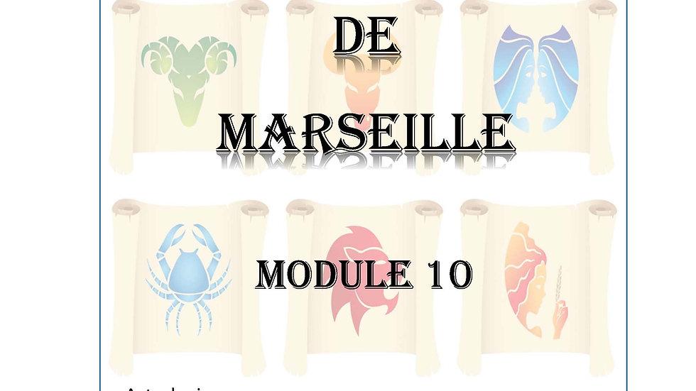 MODULE 10 - COURS DE TAROT