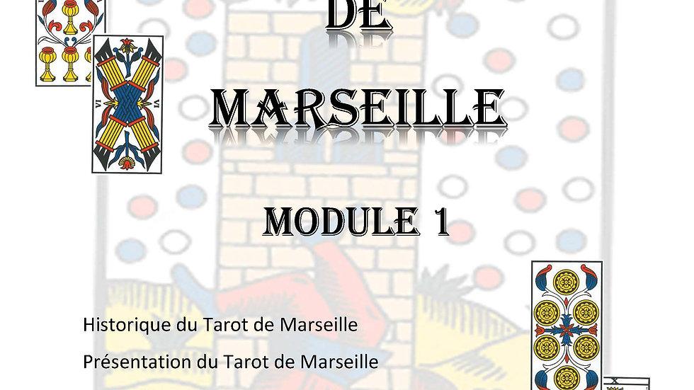 MODULE 1 - COURS DE TAROT