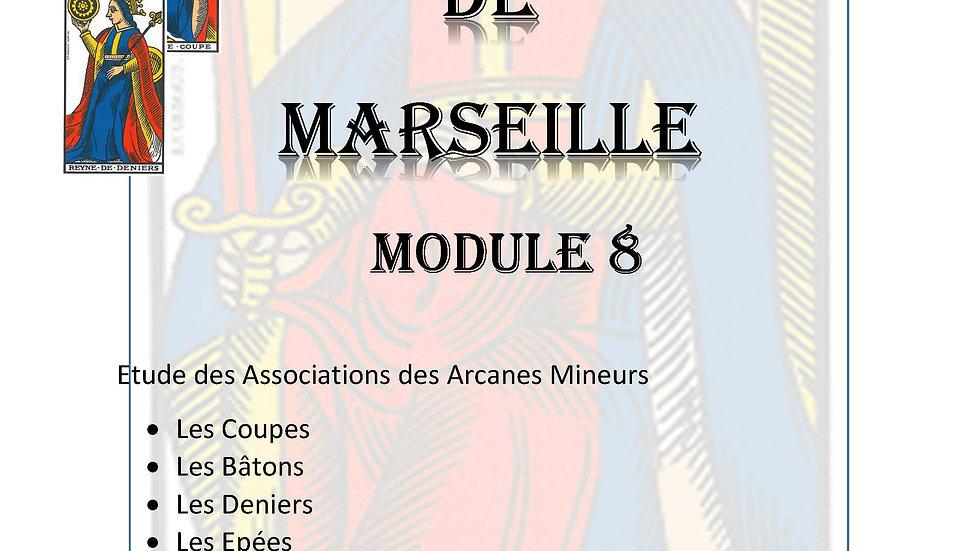 MODULE 8 - COURS DE TAROT