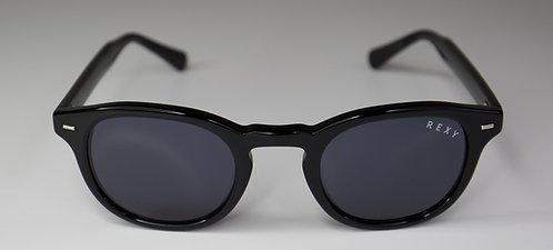 Venom - Black Frame Sunglasses with Black Lens