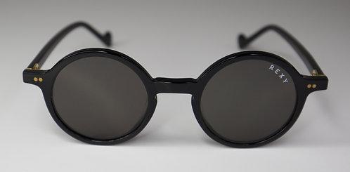 Bang Bang - Black Frame with Black Lens