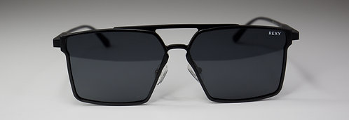 Panther - Black Frame Sunglasses with Black Lens