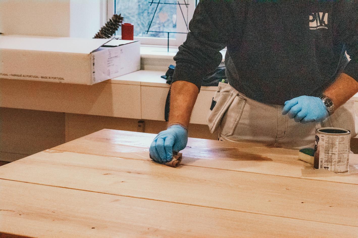 Plankebord til Rosenhuset