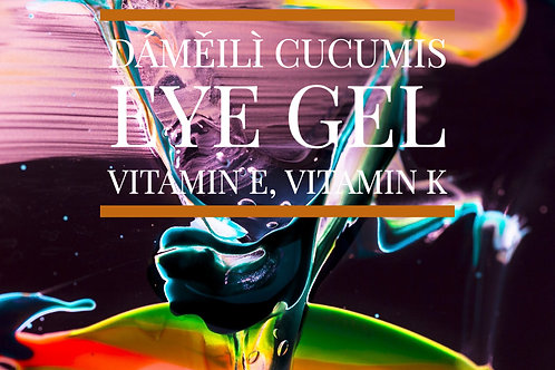 Dáměilì Cucumis Eye Gel