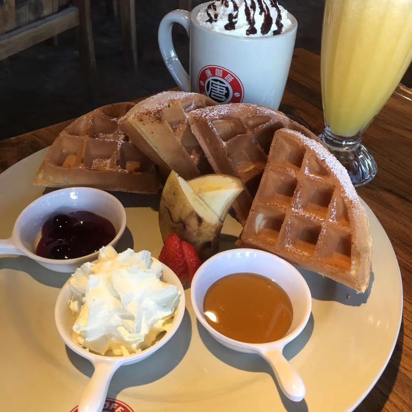 #waffles