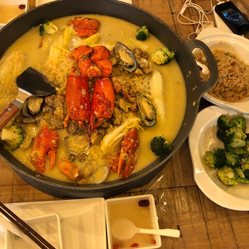 #seasfoodBeijing