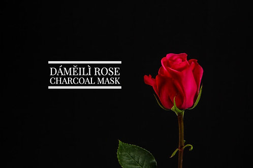 Dáměilì Rose Charcoal Mask
