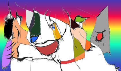 I See multicolor