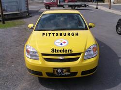 Bill Ritchey Steelers