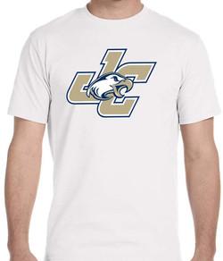 JC - Eagle logo tee
