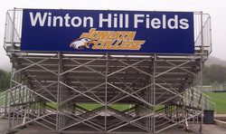 Winton Hill sign